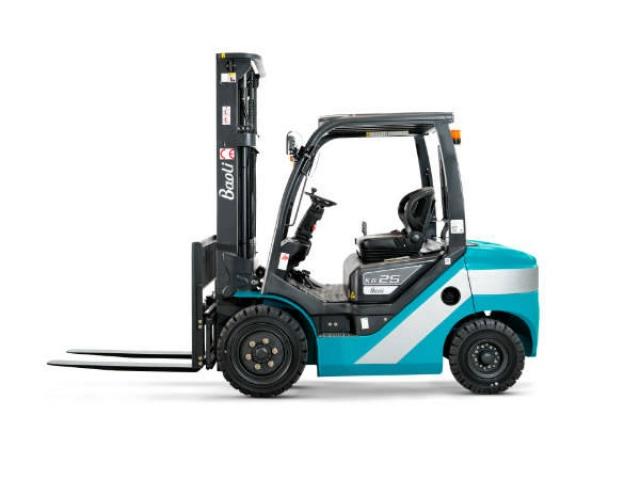Carrelli Diesel e GPL